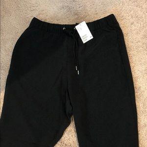 H & M black pants
